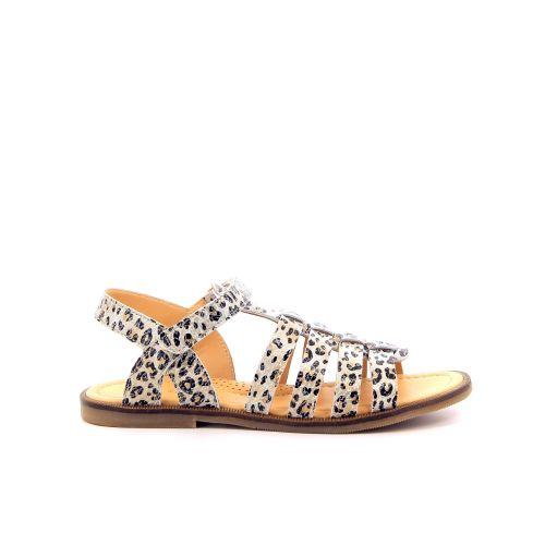 Ocra solden sandaal goud 192855