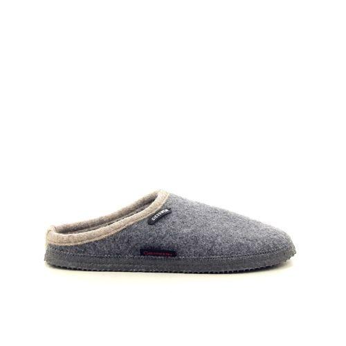 Giesswein damesschoenen pantoffel grijs 189508