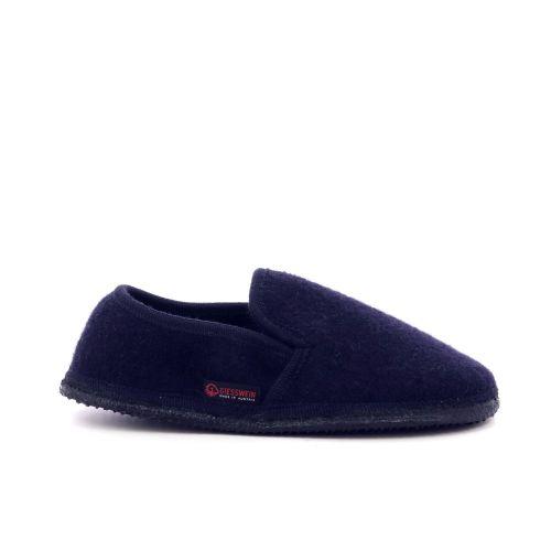 Giesswein  pantoffel donkerblauw 200155
