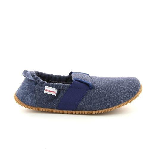 Giesswein solden pantoffel blauw 88966