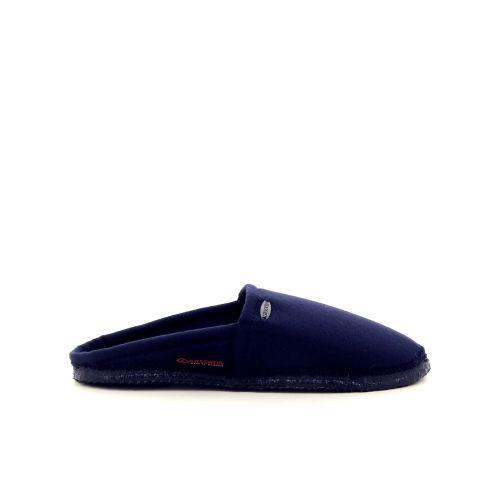 Giesswein damesschoenen pantoffel blauw 183970