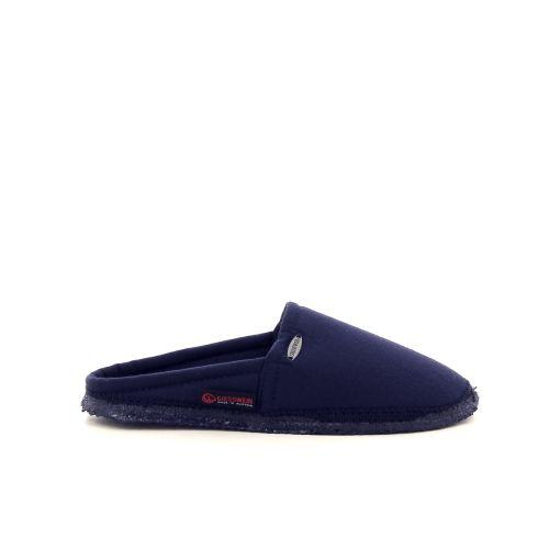 Giesswein damesschoenen pantoffel donkerblauw 194425