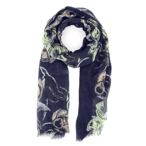 Moment by moment accessoires sjaals grijs 178620
