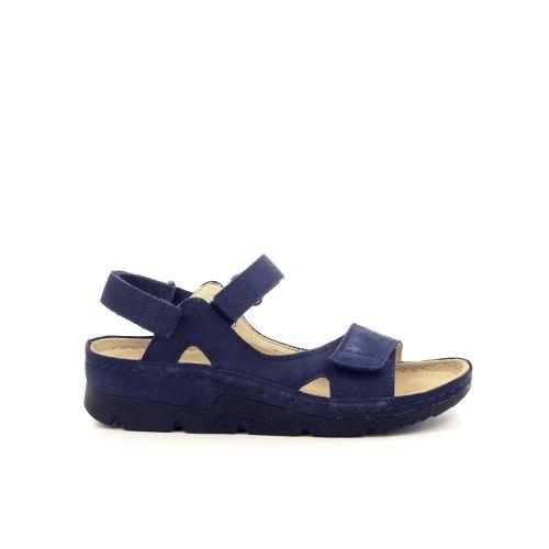 Berkemann damesschoenen sandaal blauw 192637