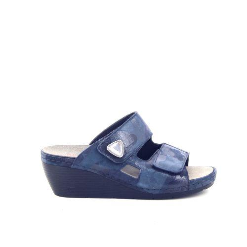 Berkemann damesschoenen comfort donkerblauw 169340