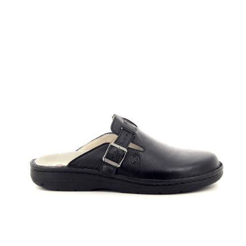 Berkemann  pantoffel zwart 192643
