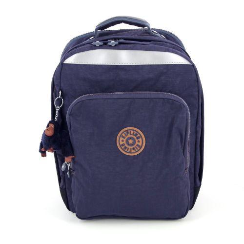 Kipling tassen rugzak blauw 176839