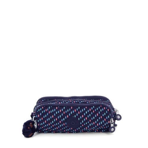 Kipling accessoires pennenzak blauw 187303