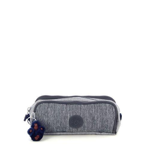 Kipling accessoires pennenzak grijs 187303