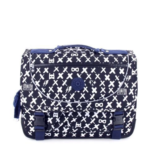 Kipling tassen boekentas donkerblauw 187282
