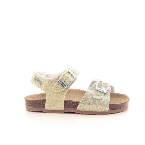 Kipling kinderschoenen sandaal goud 194632