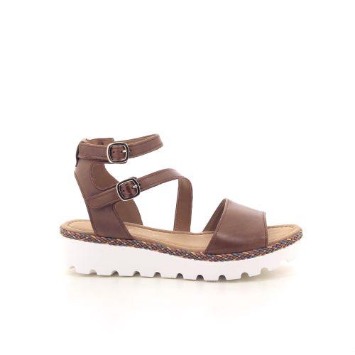 Gabor damesschoenen sandaal cognac 193466