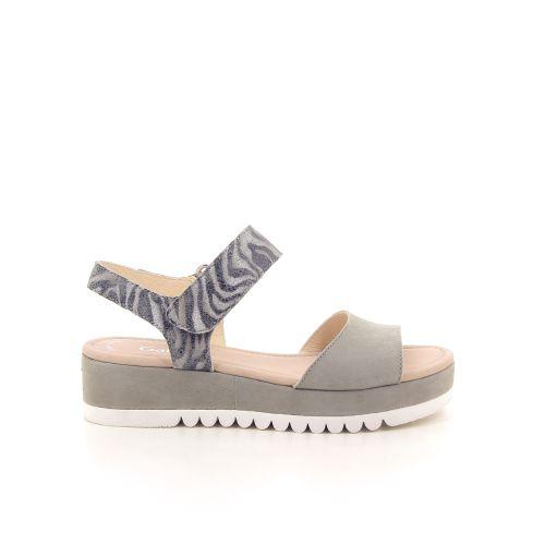 Gabor damesschoenen sandaal taupe 193467