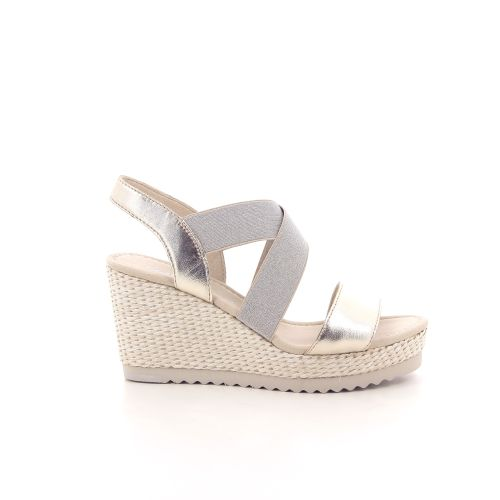 Gabor damesschoenen sandaal platino 193487