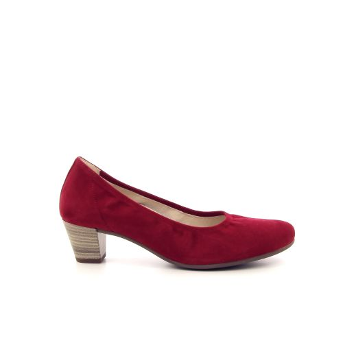 Gabor damesschoenen comfort rood 195748