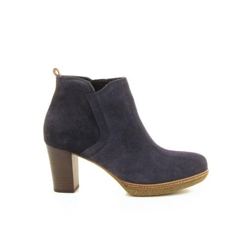 Gabor damesschoenen boots blauw 17492