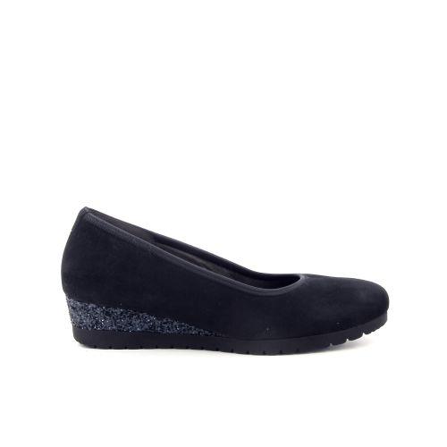 Gabor damesschoenen comfort blauw 182466
