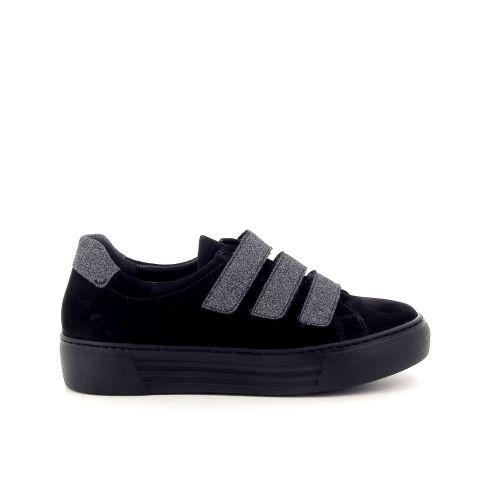 Gabor damesschoenen sneaker zwart 179784