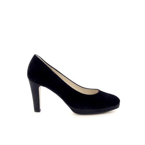 Gabor Femmes Pompes De Mode, Noir, Taille: 40