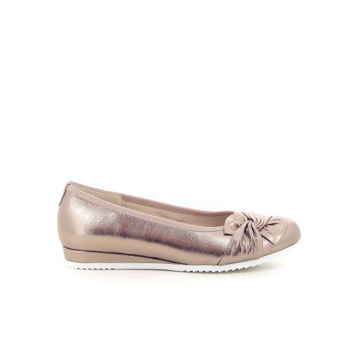 Gabor damesschoenen ballerina poederrose 182439
