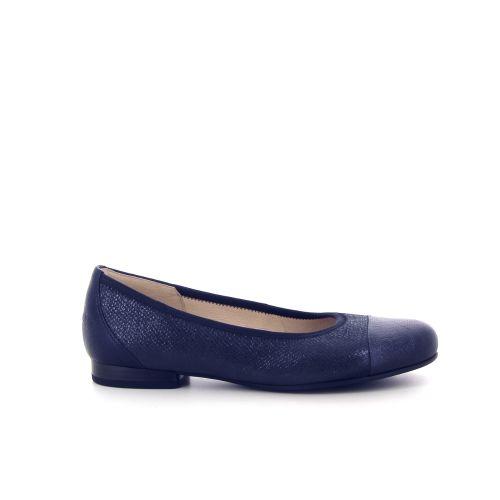 Gabor damesschoenen ballerina blauw 182436