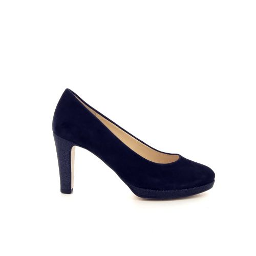 Gabor damesschoenen pump blauw 189757