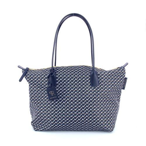 Roberta pieri tassen handtas blauw 186050