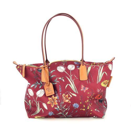 Roberta pieri tassen handtas rood 186050