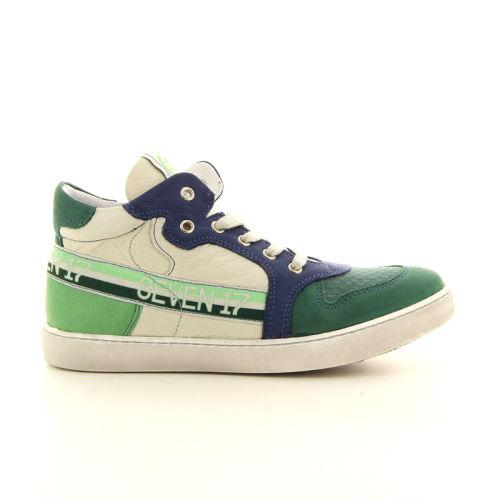 Sevenoneseven kinderschoenen boots groen 11134