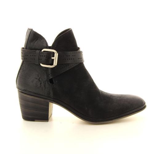 Ink damesschoenen boots zwart 98864