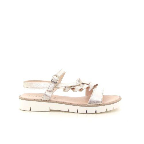 Andrea morelli  sandaal goud 183482