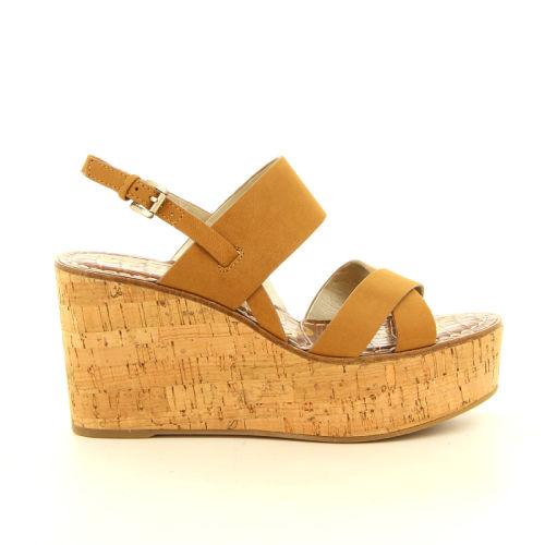 Sam edelman damesschoenen sandaal cognac 12372