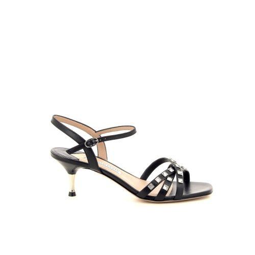 Roberto festa damesschoenen sandaal zwart 195799