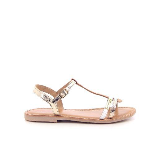 Les tropeziennes  sandaal zilver 193731