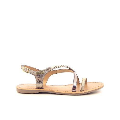 Les tropeziennes damesschoenen sandaal naturel 193737