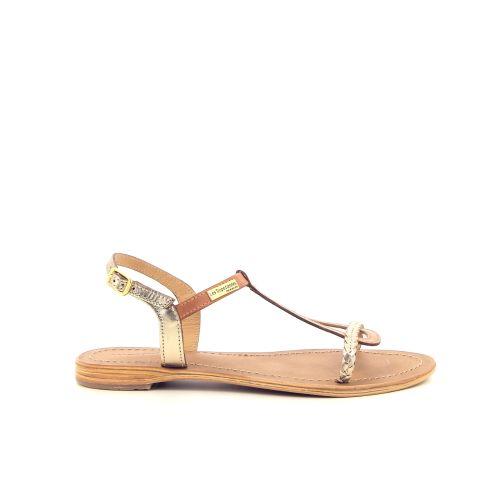 Les tropeziennes damesschoenen sandaal naturel 193739