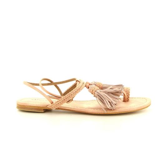 Alma en pena damesschoenen sandaal poederrose 12301