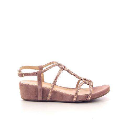 Alma en pena damesschoenen sandaal zilver 193925