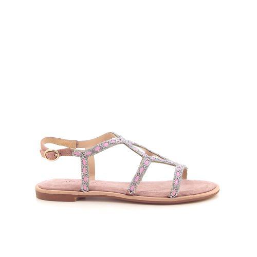Alma en pena damesschoenen sandaal lichtblauw 193911