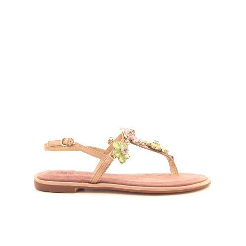 Alma en pena damesschoenen sandaal poederrose 193906