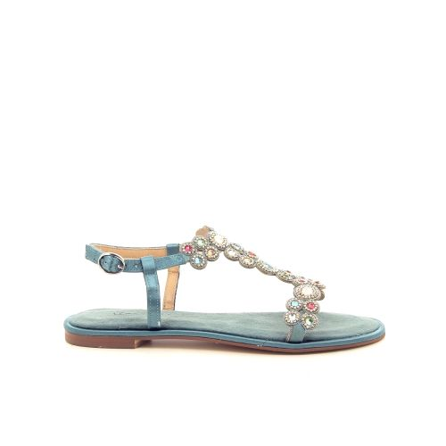 Alma en pena damesschoenen sandaal groen 193907