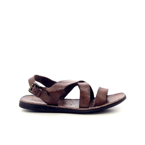 Brador herenschoenen sandaal cognac 183275