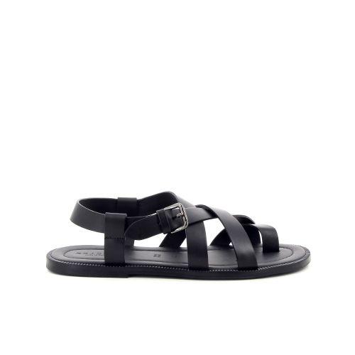 Brador herenschoenen sandaal zwart 183279