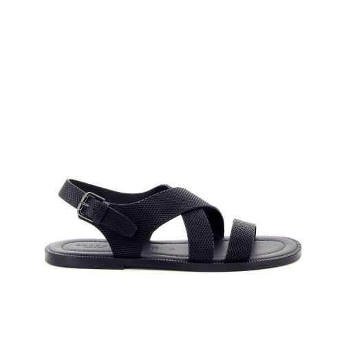 Brador herenschoenen sandaal zwart 183278