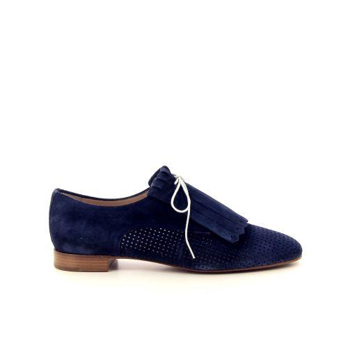 Pertini  veterschoen jeansblauw 184608