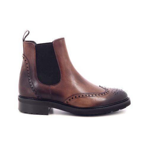 Pertini herenschoenen boots cognac 200926