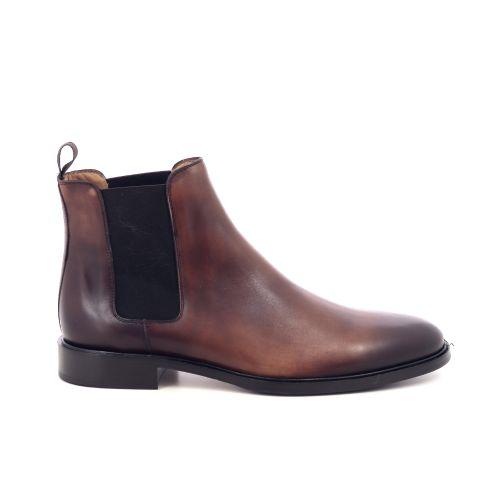Pertini herenschoenen boots cognac 200921