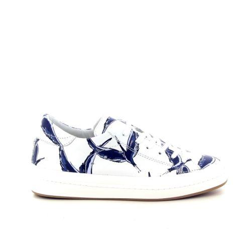 Philippe model damesschoenen sneaker wit 168694