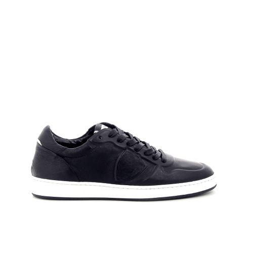 Philippe model damesschoenen sneaker zwart 176509