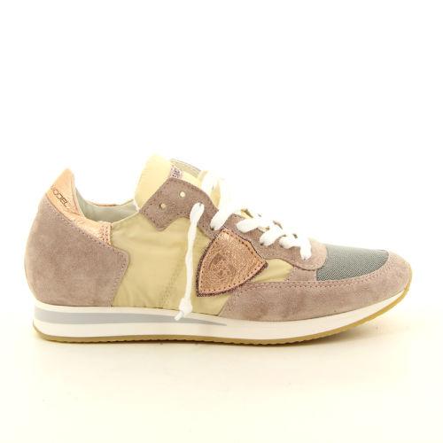 Philippe model herenschoenen sneaker rose 191778